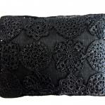 Cushion crochet plastic