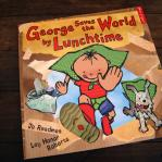 George saves the world