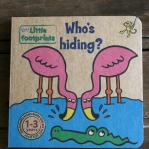 Kiddies book Hiding