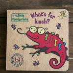 Kiddies book Lunch