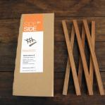 Wooden extendable trivet
